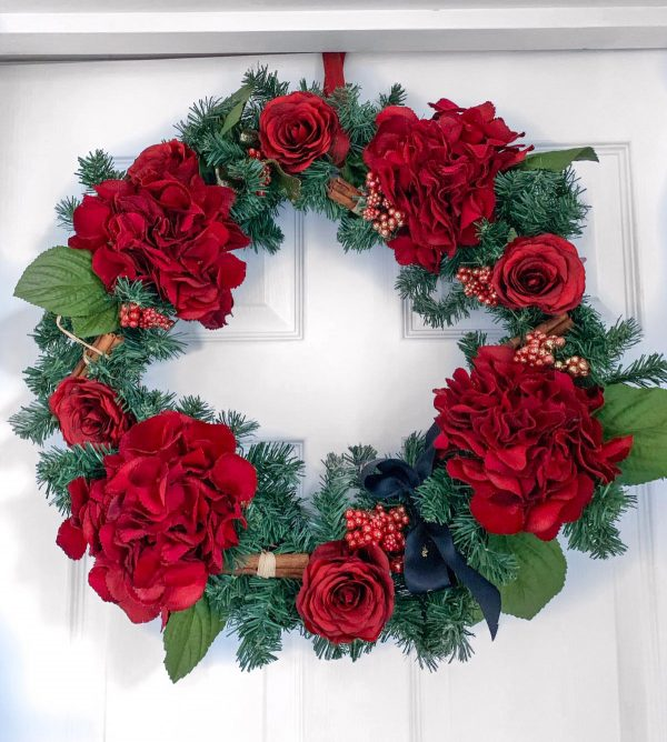 forever christmas wreath