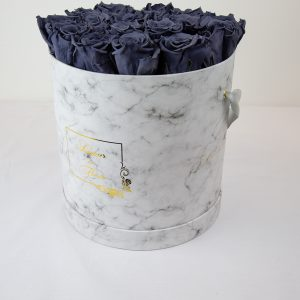 Forever Marble Aurora Roses purple